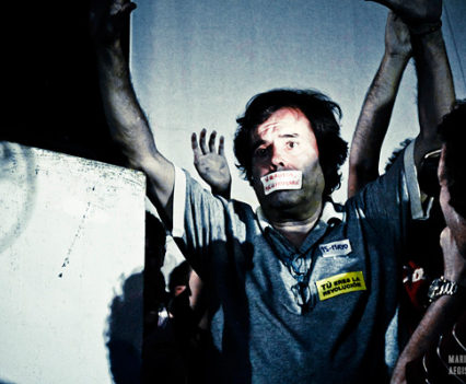 Spanish Revolution: acampada murcia - Photography by Mario S. Nevado