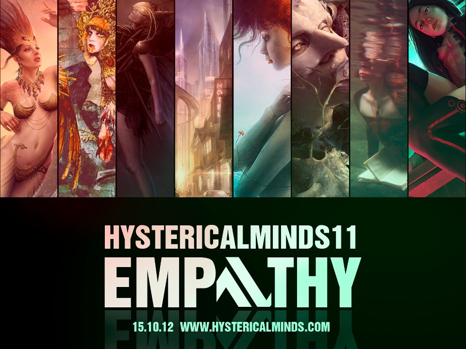 Hysterical Minds Empathy promo banner