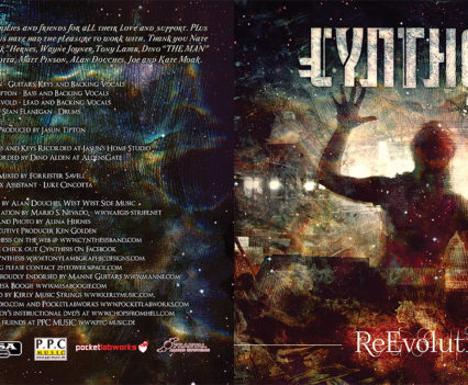 Cynthesis ReEvolution Booklet pages 12-1