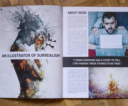 Creativ Magazine Mario Sanchez Nevado