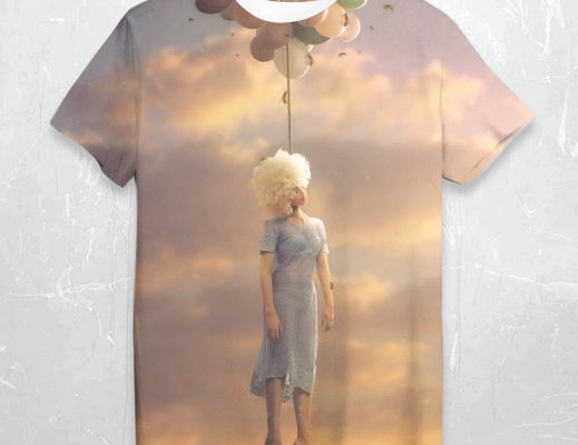 Drifting on a sad song T-Shirt Design by Mario Sanchez Nevado