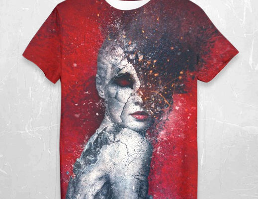 Indifference T-Shirt Design by Mario Sanchez Nevado
