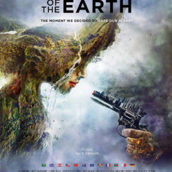 """Guardians of the Earth"" film poster design"