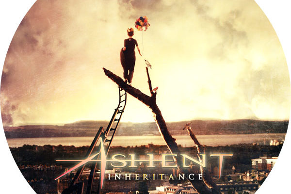Ashent - INheritance - CD design