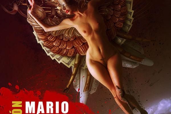 Art Advertising poster by Mario Nevado