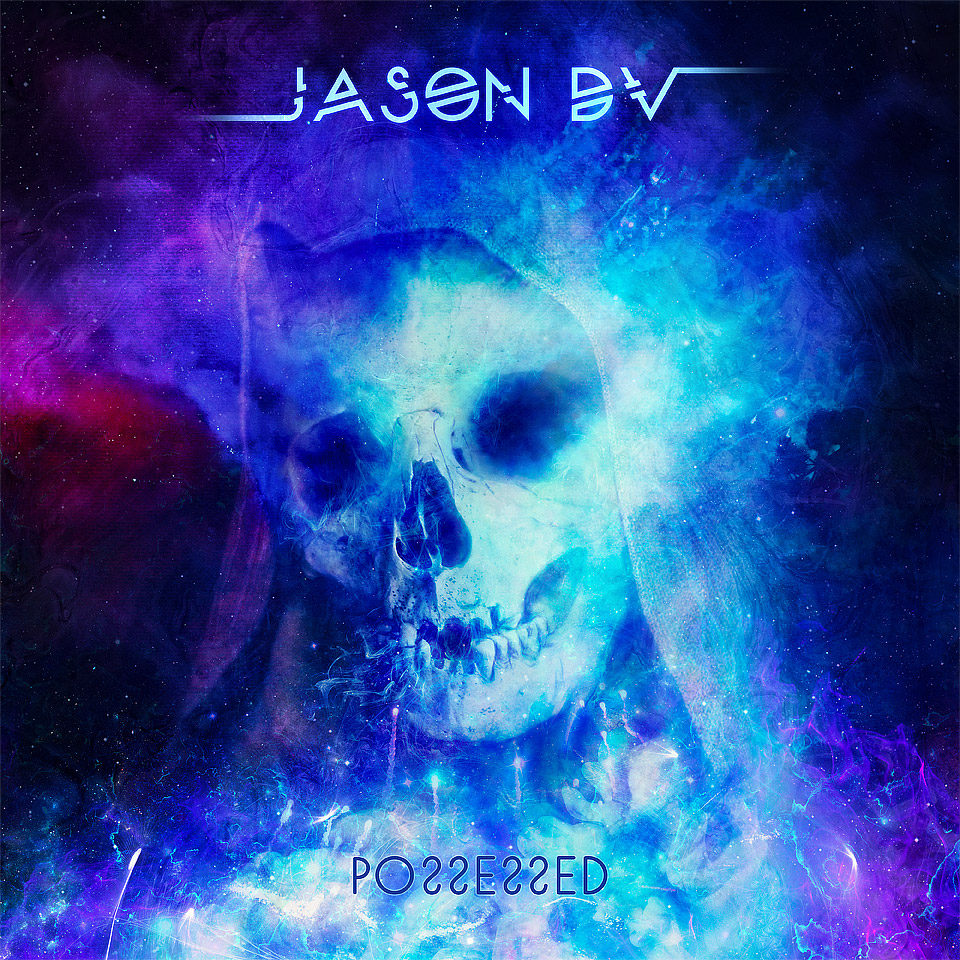 Jason DV - Possessed CD Artwork by Mario Nevado