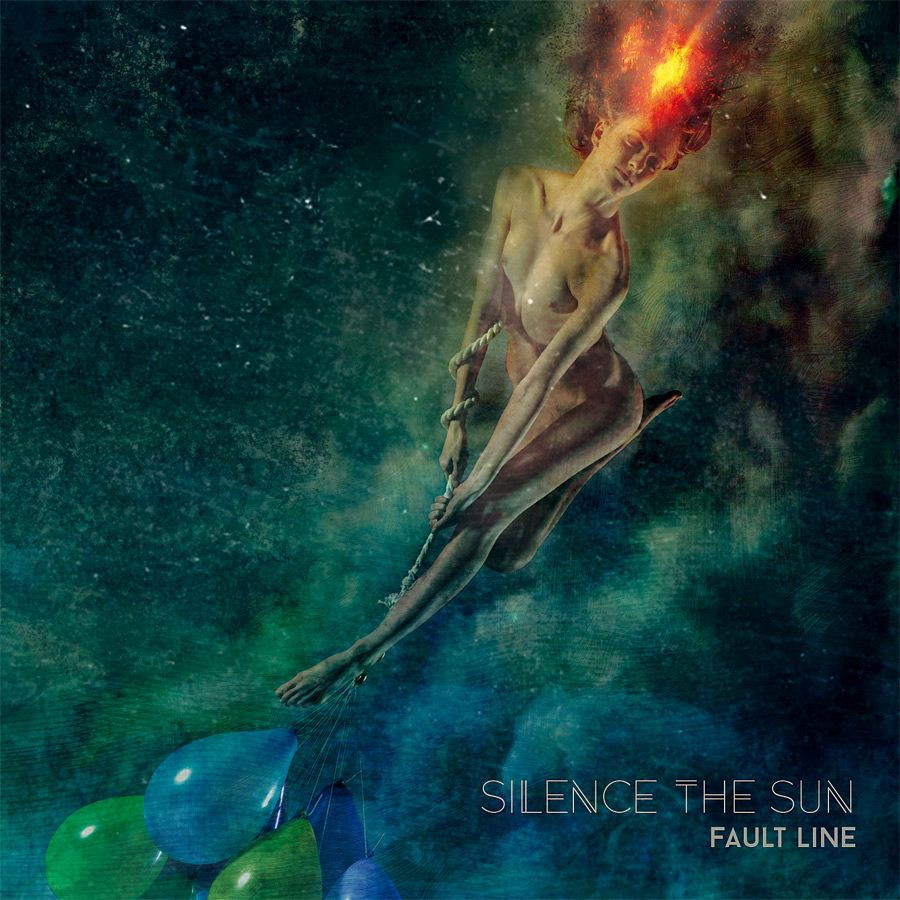Silence the Sun - Fault Line cover artwork by Mario Sanchez Nevado