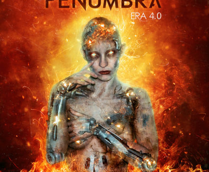 Penumbra CD Cover Artwork by Aegis Illustration