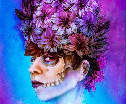 Aurora - Digital Art by Mario Nevado