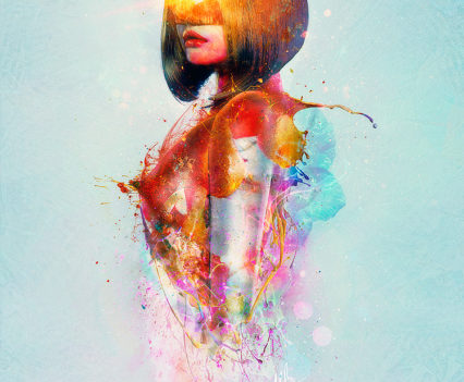Deja vy - Digital Art by Mario Nevado & Victor Murillo
