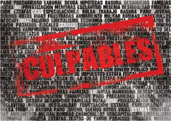 Cartel 15M: Culpables