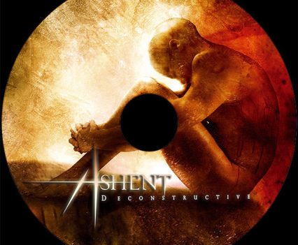 Ashent Deconstructive album packaging CD