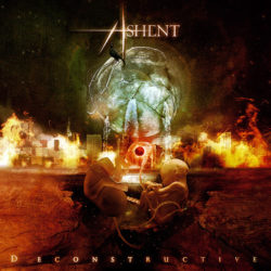 "Ashent ""Deconstructive"" CD Artwork"