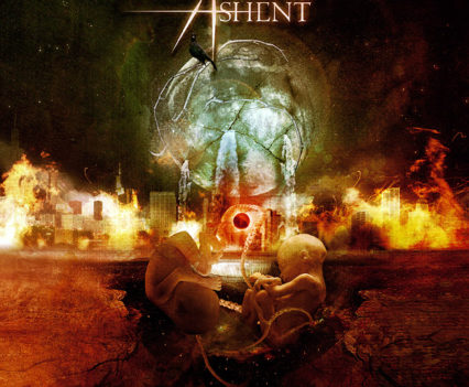 Ashent Deconstructive CD cover artwork
