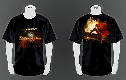 Ashent Deconstructive t-shirt design