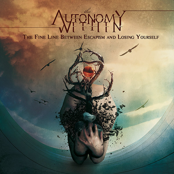 The Autonomy Within CD cover artwork