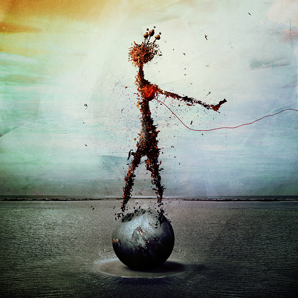 Unexpect - Fables of the sleepless Empire CD cover art