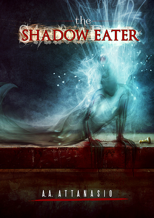 The Shadow Eater by A.A. Attanasio cover artwork
