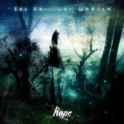"The Twilight Garden ""Hope"" CD Artwork"