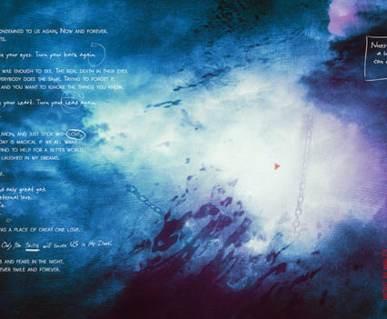 Night in Wales: Doubts and Fears CD booklet 3