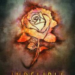 Indelible book cover for Harlequin Teen