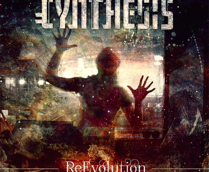 Cynthesis: ReEvolution CD cover artwork by Mario S. Nevado