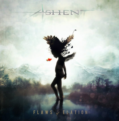 "Ashent ""Flaws of Elation"" CD Artwork"