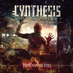 "Cynthesis ""ReEvolution"" CD Artwork"