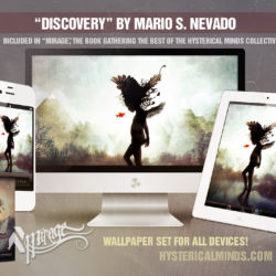 Discovery HD Surreal Wallpaper set!