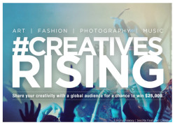 My work on Creatives Rising at MOMA & Guggenheim museums