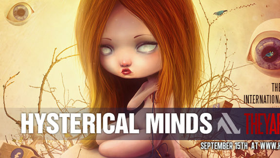 Hysterical Minds: They are among us