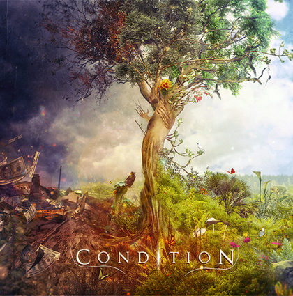 """Frost """"Condition"""" CD Artwork"""