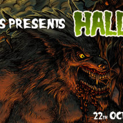 Hysterical Minds 13.5: Halloween Wallpapers pack is out!