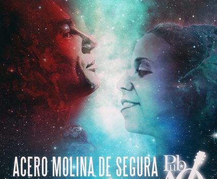Live concert poster design by Mario Nevado