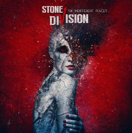 "Stone Division ""Six Indifferent Places"" CD Artwork"