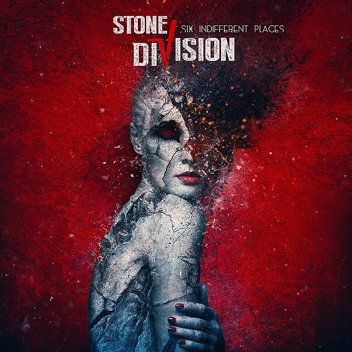 Stone Division - 6 indifferent places cover artwork