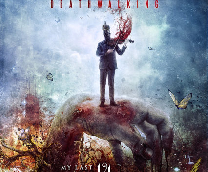 Deathwalking CD cover artwork