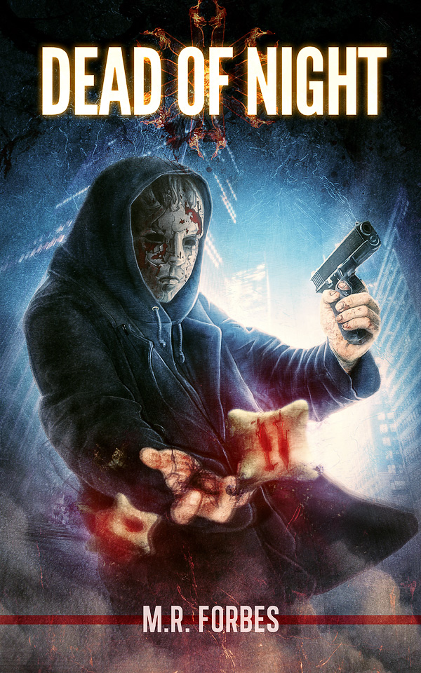 Dead of night cover artwork by Mario Nevado