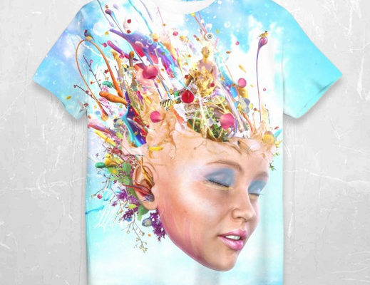 Muse T-Shirt Design by Mario Sanchez Nevado