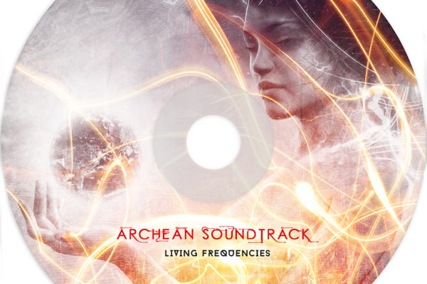 Archean Soundtrack CD artwork by Mario Sánchez Nevado