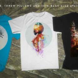 New apparel from Aégis Strife: T-shirts, Hoodies and more!