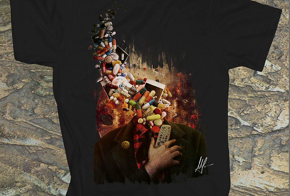 Comfortably Numb T-Shirt