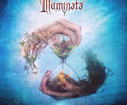 Illuminata CD cover artwork by Mario Sanchez Nevado