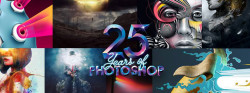 My work on Adobe 25th Anniversary TV spot!