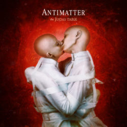 "Antimatter ""The Judas Table"" CD Artwork"