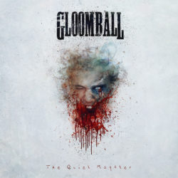 "Gloomball ""The Quiet Monster"" CD Artwork"