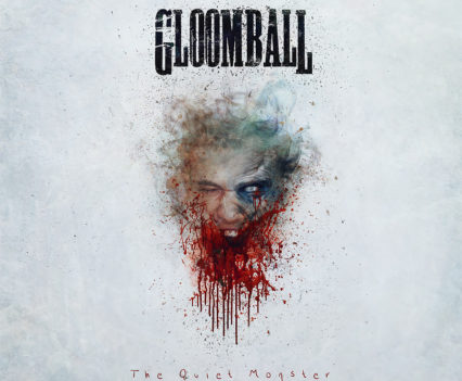 Gloomball - The quiet monster CD cover artwork