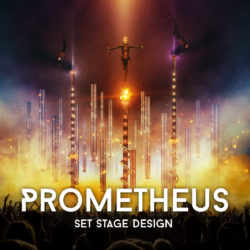 """Prometheus"" Set Stage Design"