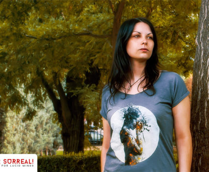 Wear Surreal apparel promo 4