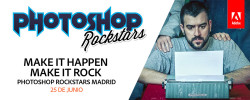 Photoshop Rockstars Madrid!